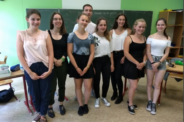 Debating - Fechten mit Worten